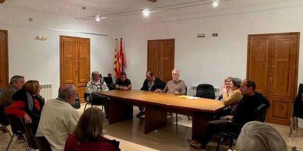 El ple aprova la moció de resposta a la sentència del tribunal suprem i  per demanar l'amnistia per a les preses polítiques catalanes i en defensa del dret d'autodeterminació