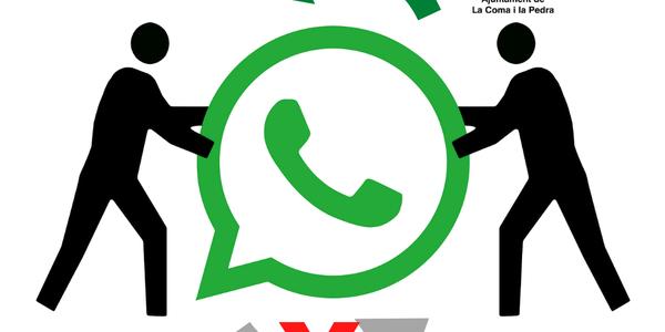 Subscripció canal de WhatsApp municipal