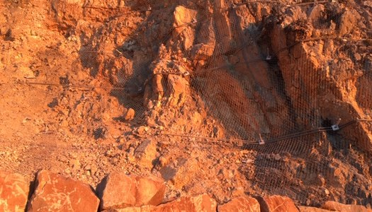 Visita de la Unitat d'Enginyeria Geològica de l'Institut Cartogràfic i Geològic de Catalunya